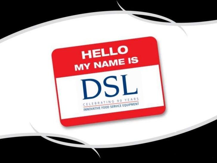 Dsl Food Service