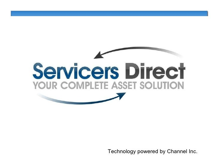 Technology powered by Channel Inc.