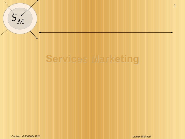 Services marketing2821