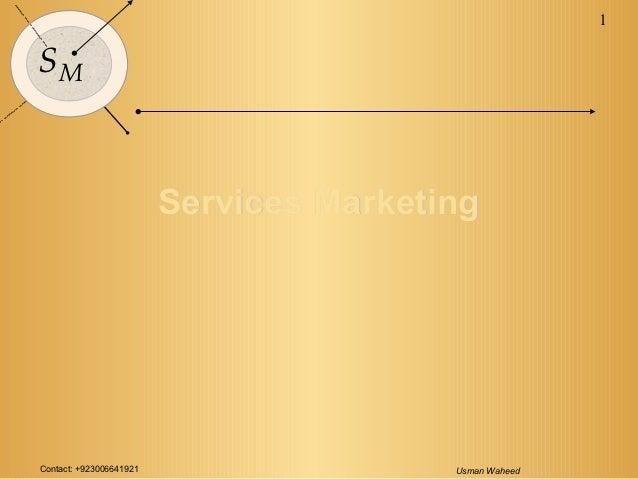 Services marketing2821