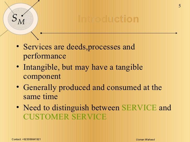 Services Marketing Essay