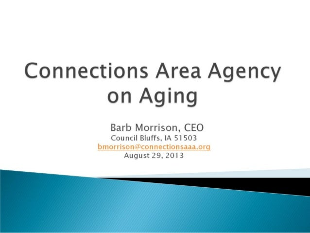 Services for seniors in their homes  - Barbara Morrisson