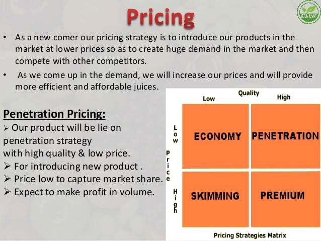 penetration vs skimming pricing strategy for coffee shops Penetration pricing price skimming sees a company charge a higher price because the diagram depicts four key pricing strategies namely premium pricing.