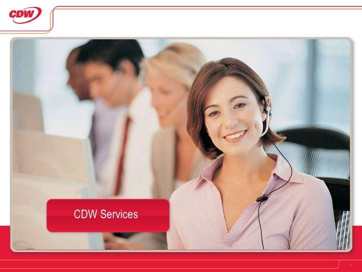 CDW Services