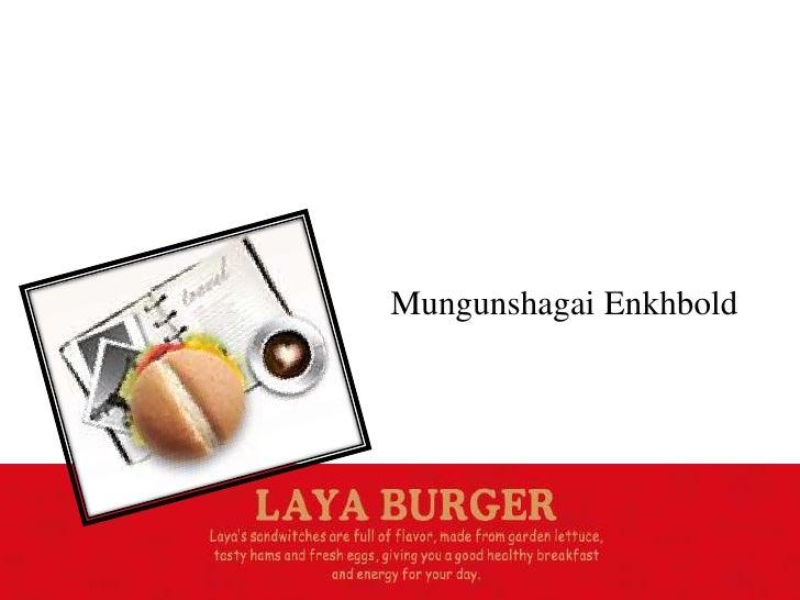Service system design (laya burger)