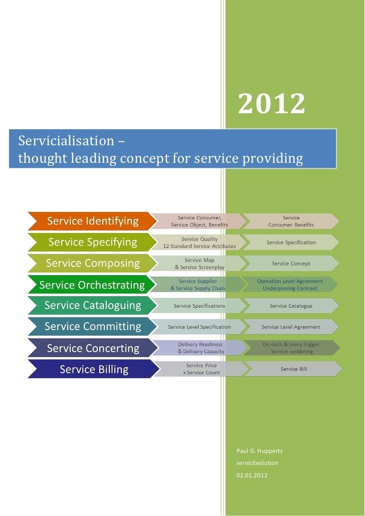 Whitepaper Servicialisation - Introduction V03.00.00