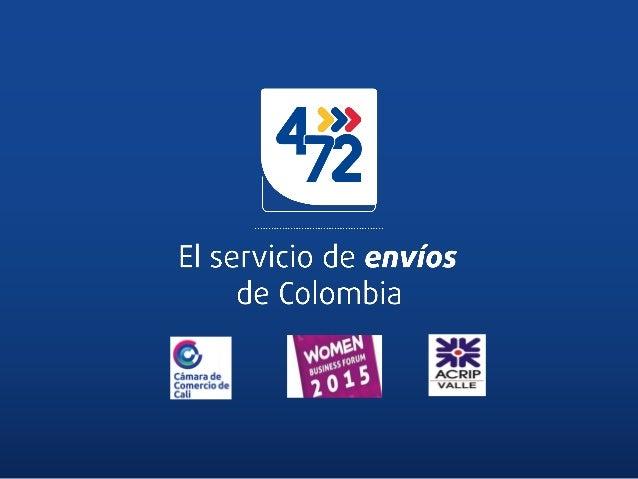 Servicios Postales Nacionales S.A. es el operador postal oficial de Colombia y por lo tanto somos los único prestadores de...