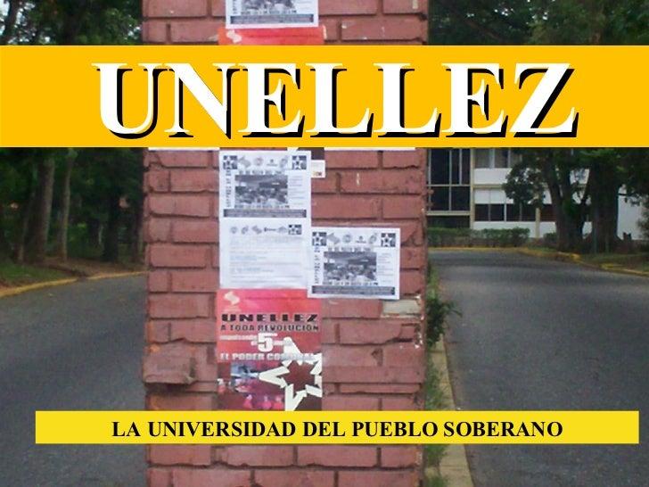Servicios Comunitarios UNELLEZ