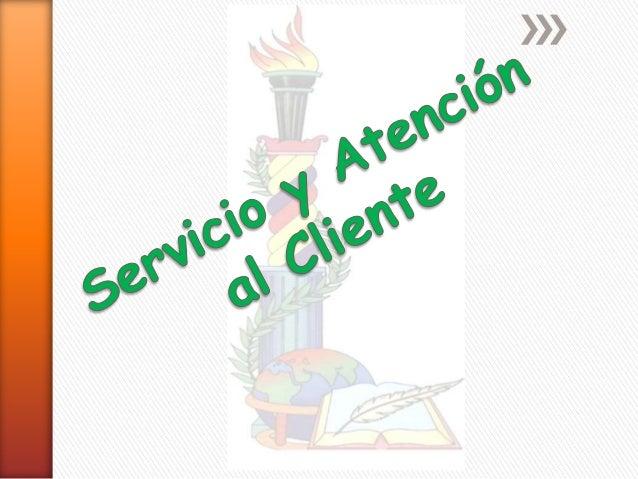 Servicio y atencion al cliente for Atencion al cliente