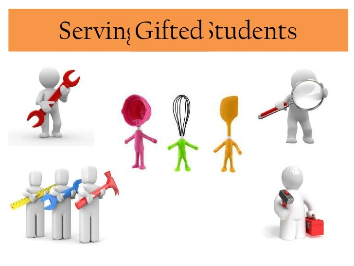 Serving the gifted student