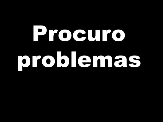 Procuroproblemas