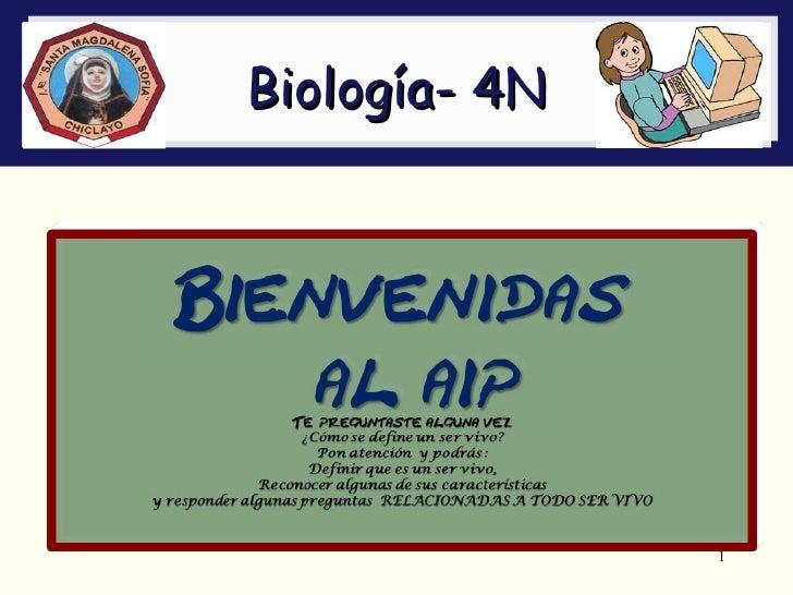 Biología- 4N               1