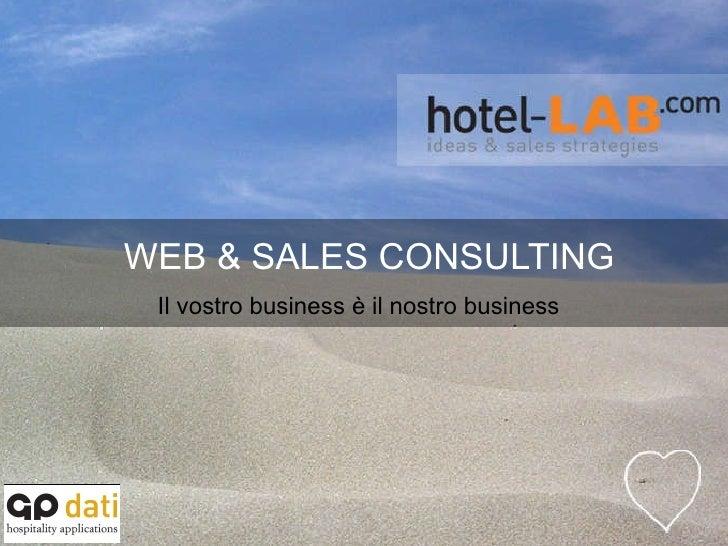 Servizi e Best Practice hotel-LAB.com