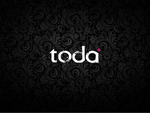 1 © TODA creativa 2013All rights reserved FACCIAMO MARKETING & COMUNICAZIONE A ROMA. SIAMO FLESSIBILI. SE SEI A MILANO, CA...