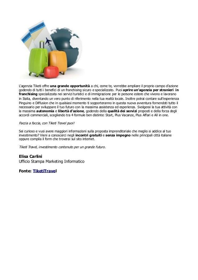 Servizi turistici per stranieri tiketi travel agenzia per for Buono per servizi turistici
