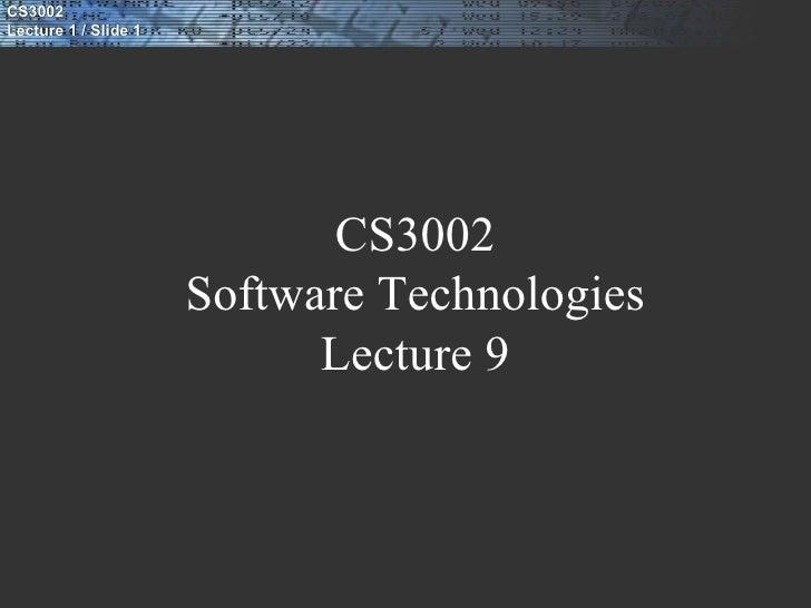 Servlets lecture1