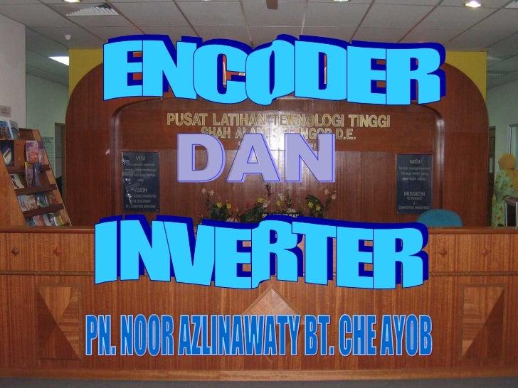 Servo Encoder