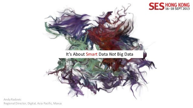 Getting Smart, Not Big, With Data