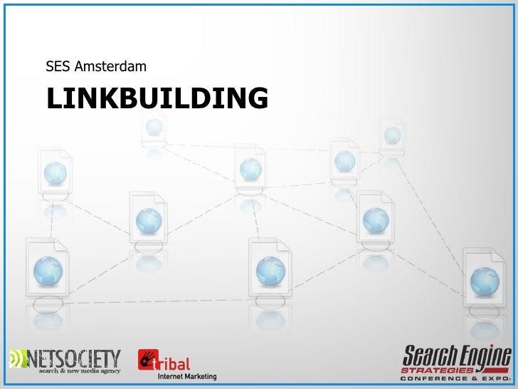 SES Amsterdam: Link Building Panel (Wiep Knol & Peter vd Graaf