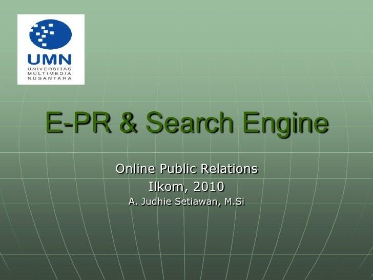 Online PR & SEO
