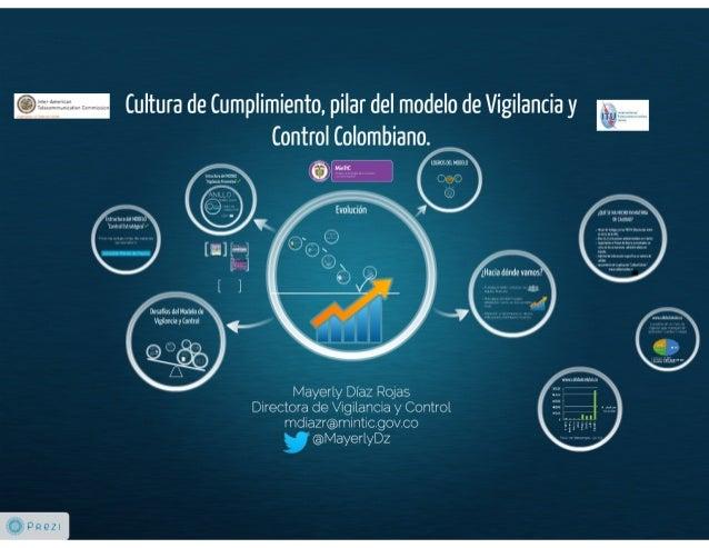 Vigilancia y Control en Colombia (MinTIC)