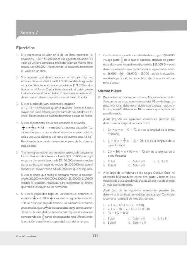 | 114 |Duoc UC - Santillana