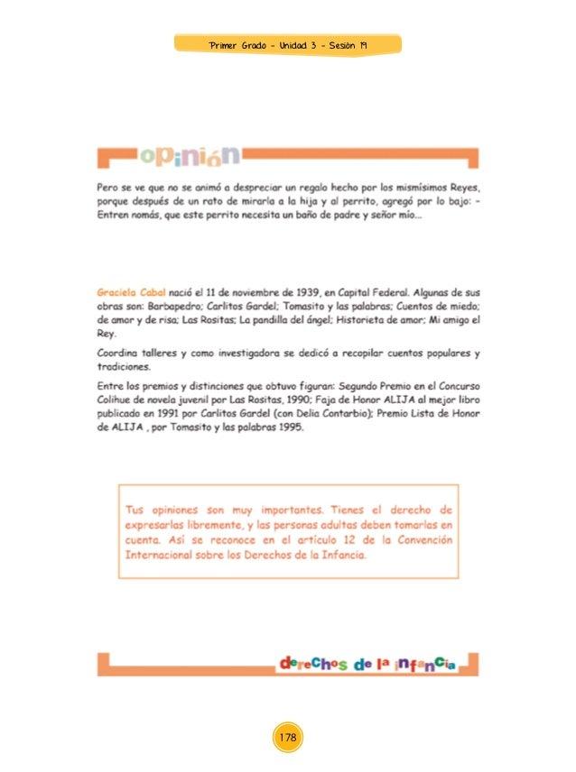 de Aprendizaje 19 de Unidad Didáctica 03 del Área de Personal Social