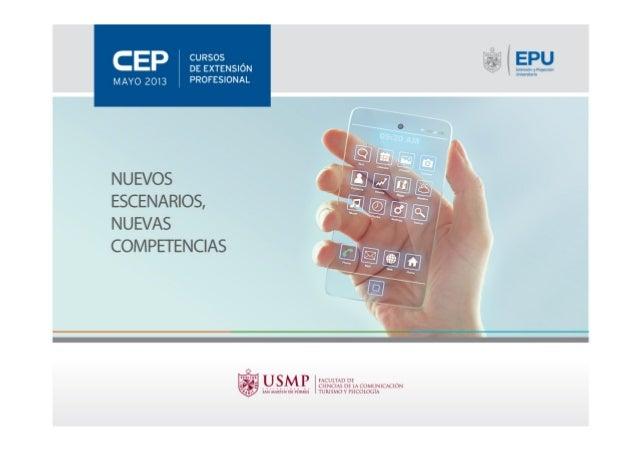 CURSO:COMUNICACIÓN Y MARKETING 2.0:UNA NUEVA MIRADA AL CONSUMIDORDocente: Omar ViteSesión 5: PR 2.0