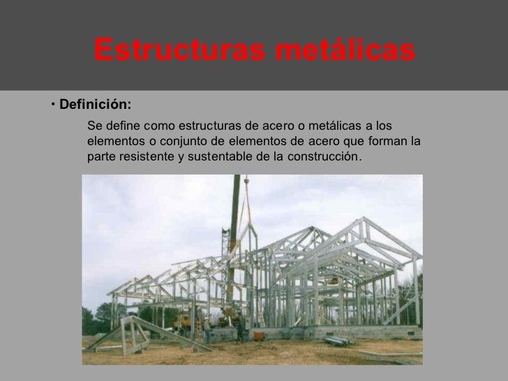 Tipos de estructuras - Estructuras metalicas tipos ...