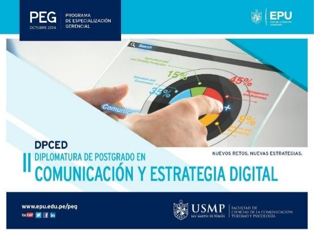 MÓDULO I  INTRODUCCIÓN A LA COMUNICACIÓN DIGITAL  PRIMER CURSO - SESIÓN 2  CURSO : TENDENCIAS DE LA COMUNICACIÓN DIGITAL  ...