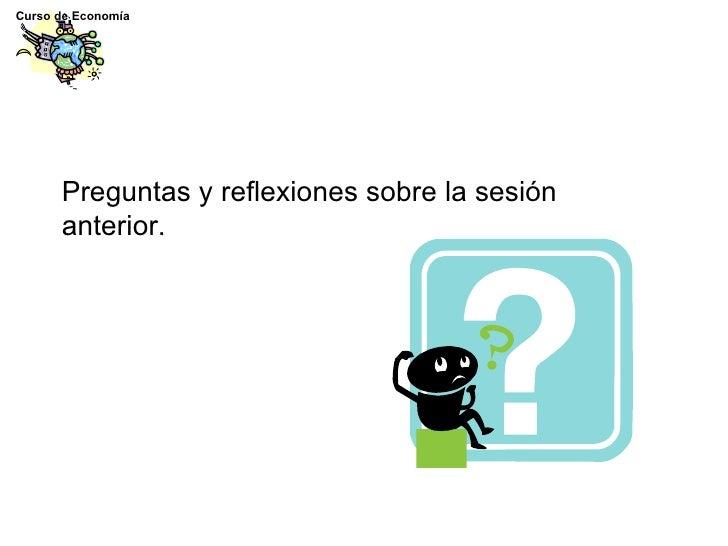 Sesion 2 Economia