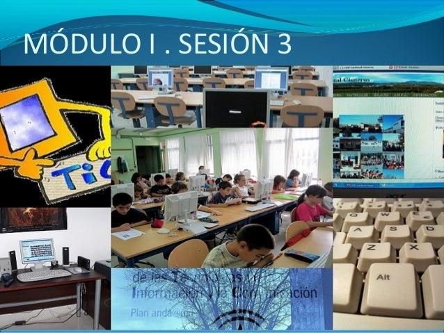Sesion 3 . modulo i