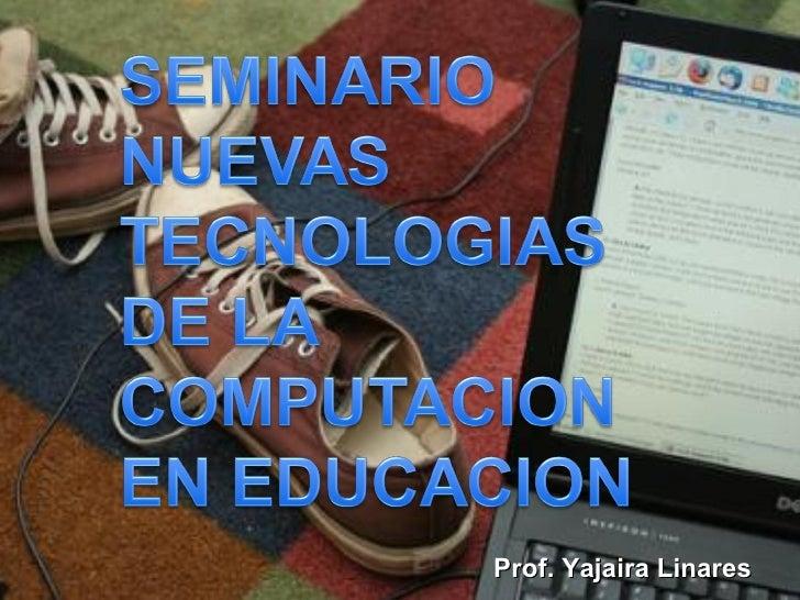 Prof. Yajaira Linares