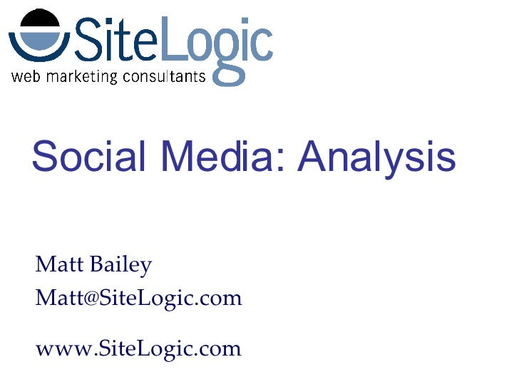 SESLive Social Media
