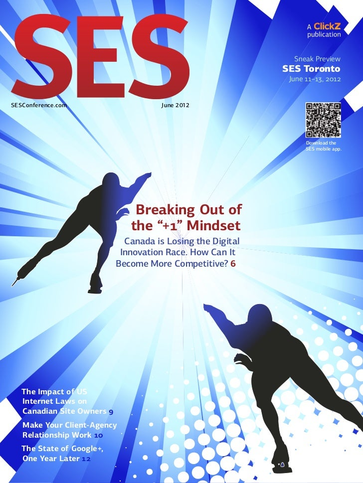 SES Magazine Toronto 2012
