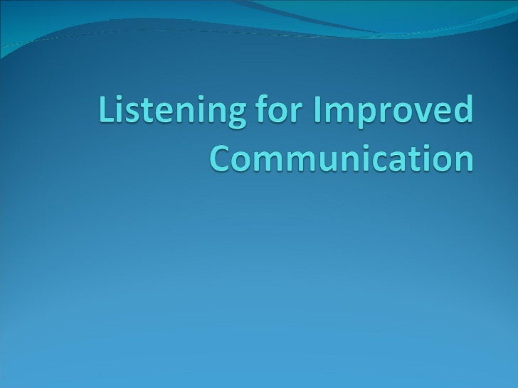 Session  10 listening ( SMS )