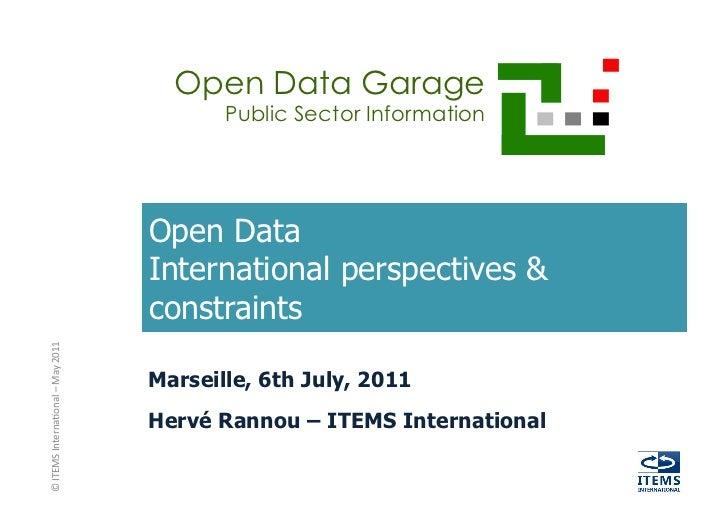 Open Data Garage                                                            Public Sector Information                     ...