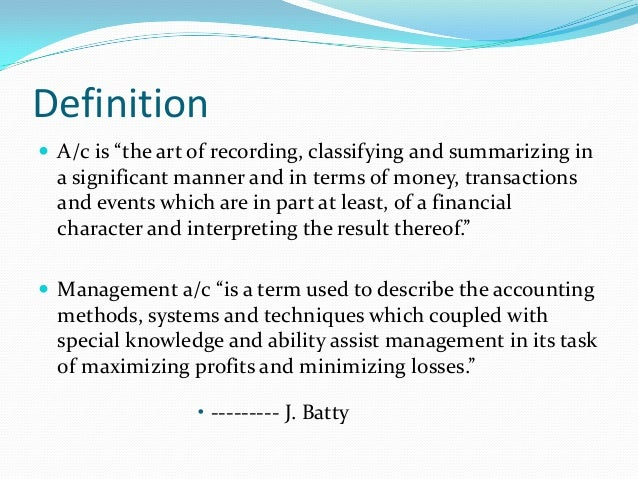 management accounting introduction pdf