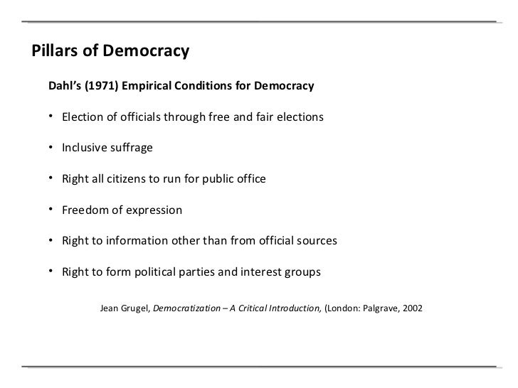 america democracy republic essay