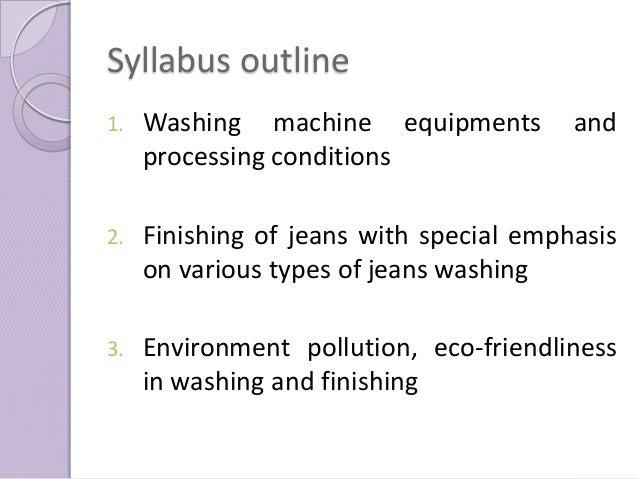 Session 11   washing machines