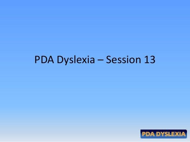 Session 13 slides   slideshare
