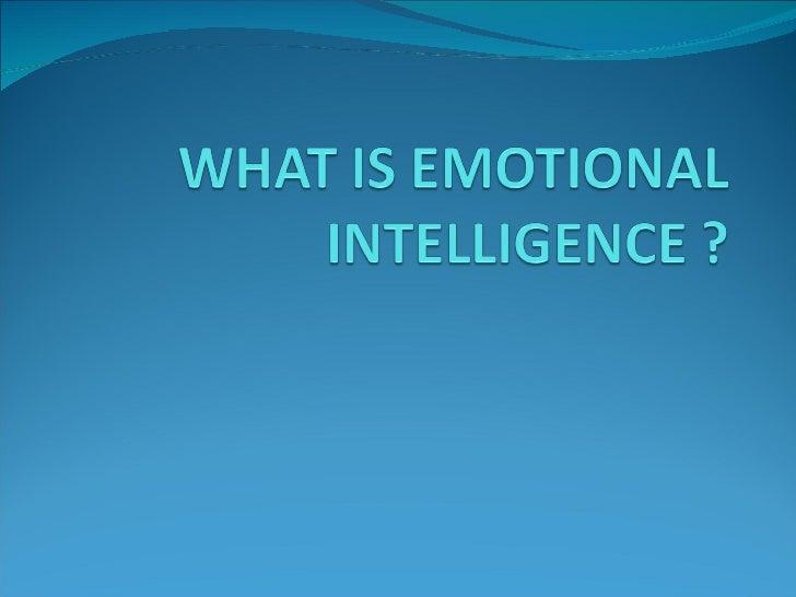 Session 15 emotional intelligence ( SMS )