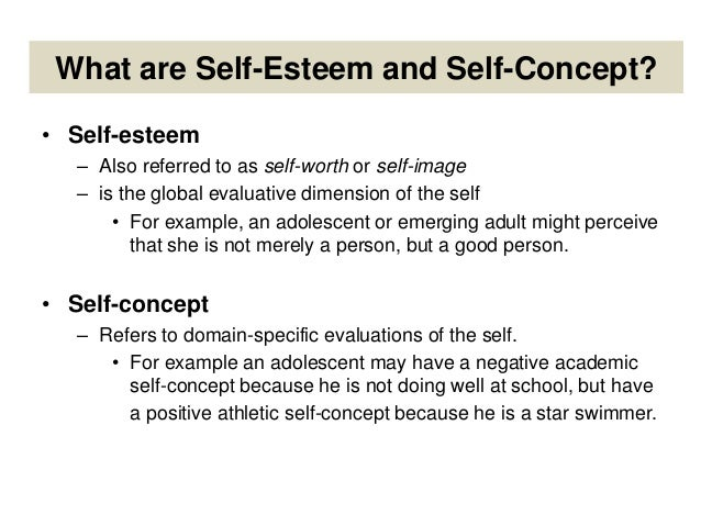 theory of self and self concept essay Running head: self-care deficit theory concept analysis: self care essay example 714 words | 3 pages just to think about self care can be a task in itself.