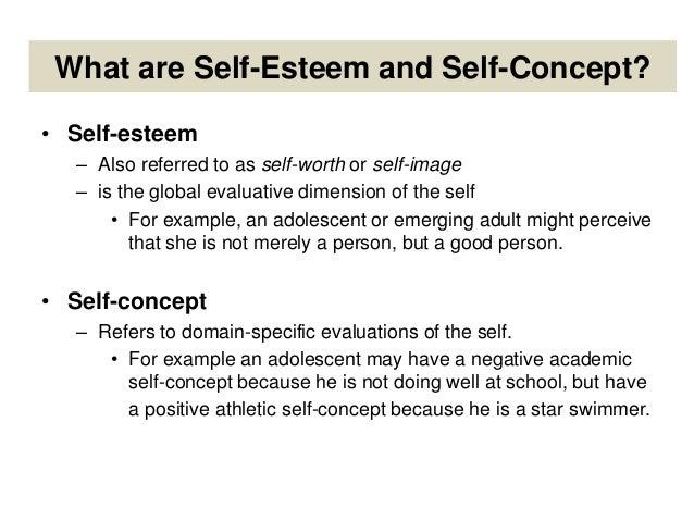 self esteem and child development essay