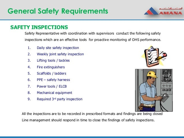 Session 2 General Safety Requirements