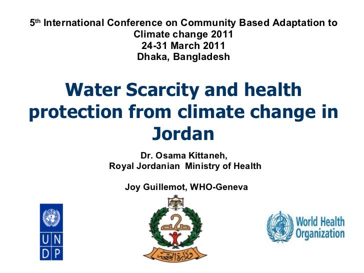 5 th  International Conference on Community Based Adaptation to Climate change 2011 24-31 March 2011 Dhaka, Bangladesh Wat...