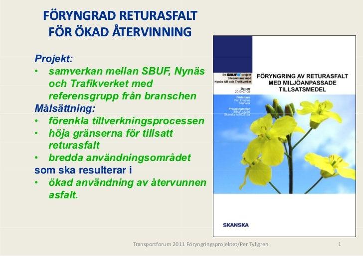 Session 28 Per Tyllgren