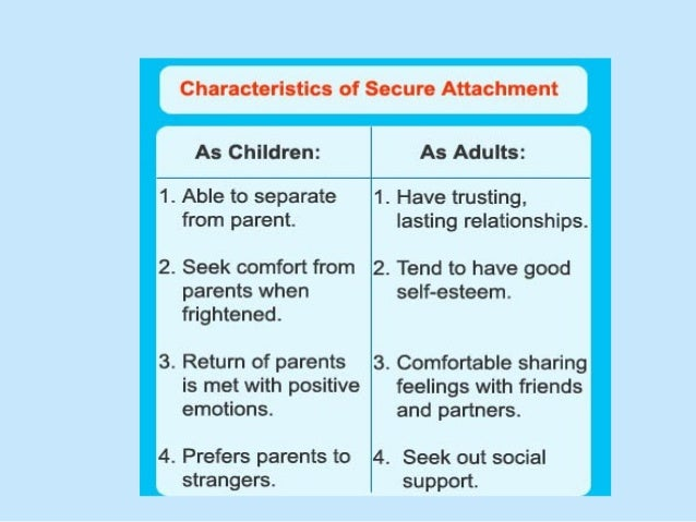 research paper on attachment Child psychology defines mental and emotional stresses contributed to behavior this sample essay explores the child attachment theory.