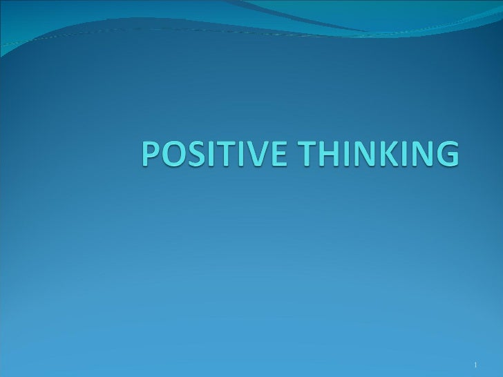 Session 2 positive thinking and attitude ( SMS )