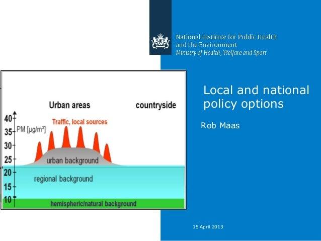 PM [µg/m³]urban backgroundregional backgroundhemispheric/natural backgroundUrban areas countryside10152030253540 Traffic, ...